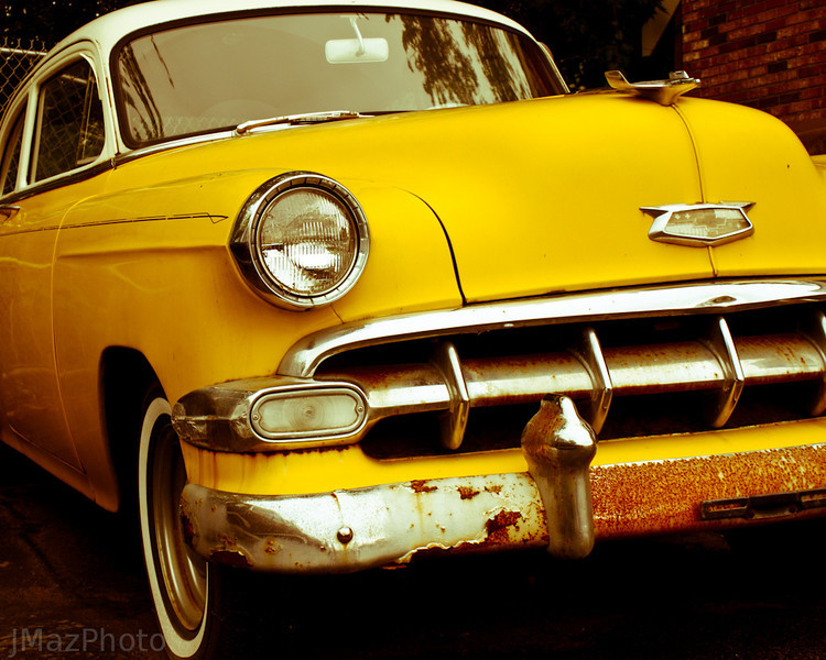 Old Yellow - 164/365