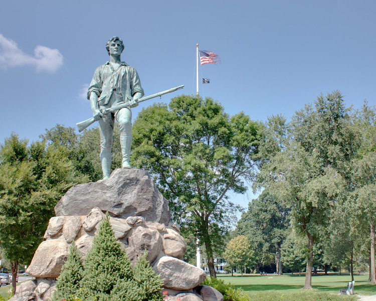 Lexington Minuteman - 243/365