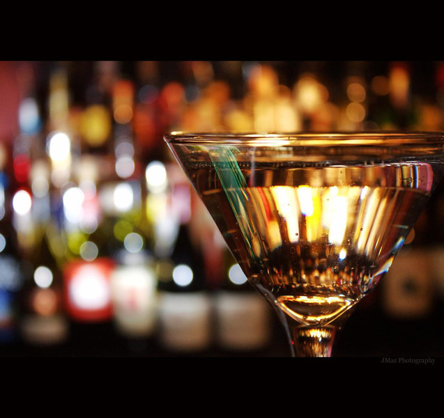 Bokeh at the Bar - 064/365
