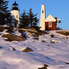 Pemaquid Point Light and Bell House - 023/365