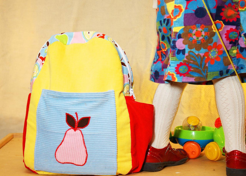 Bratsack Backpack - 066/365