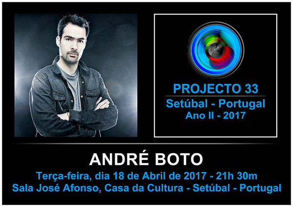 André Boto - 2017