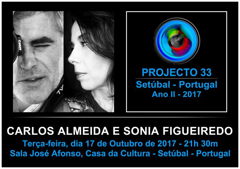 Carlos Almeida e Sónia Figueiredo - 2017