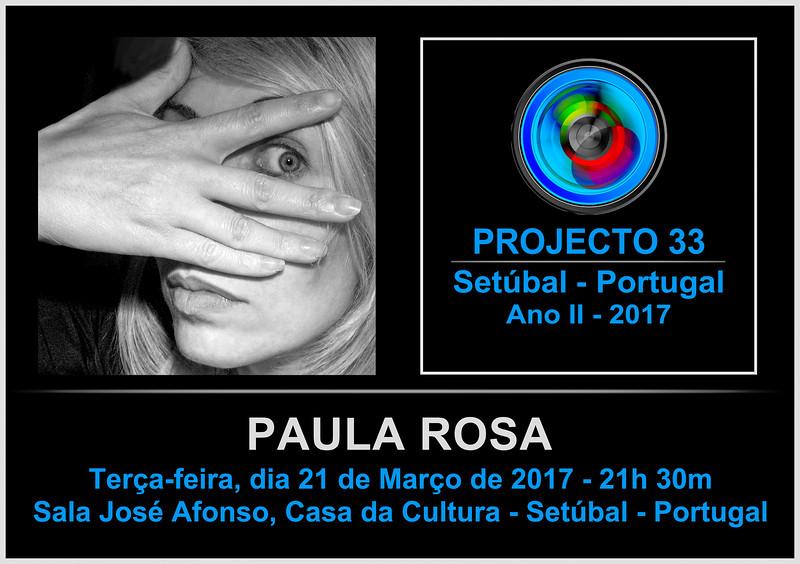 Paula Rosa - 2017
