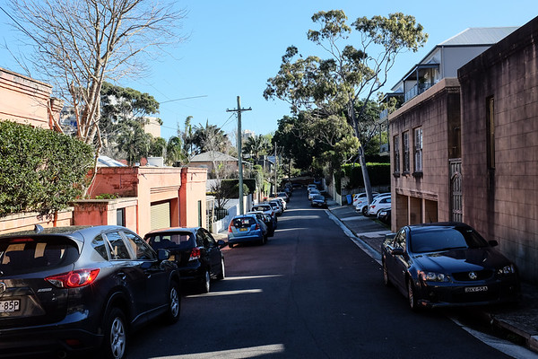 Sydney Streetscapes