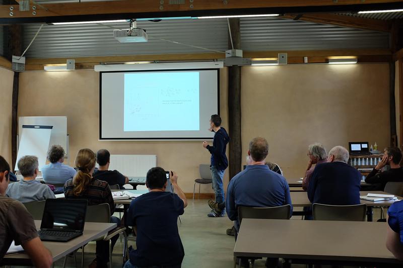 Guillaume Tcherkez,  Wong-Farquhar Workshop, March 2015, Kioloa