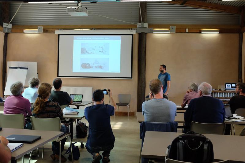 Florian Busch,  Wong-Farquhar Workshop, March 2015, Kioloa
