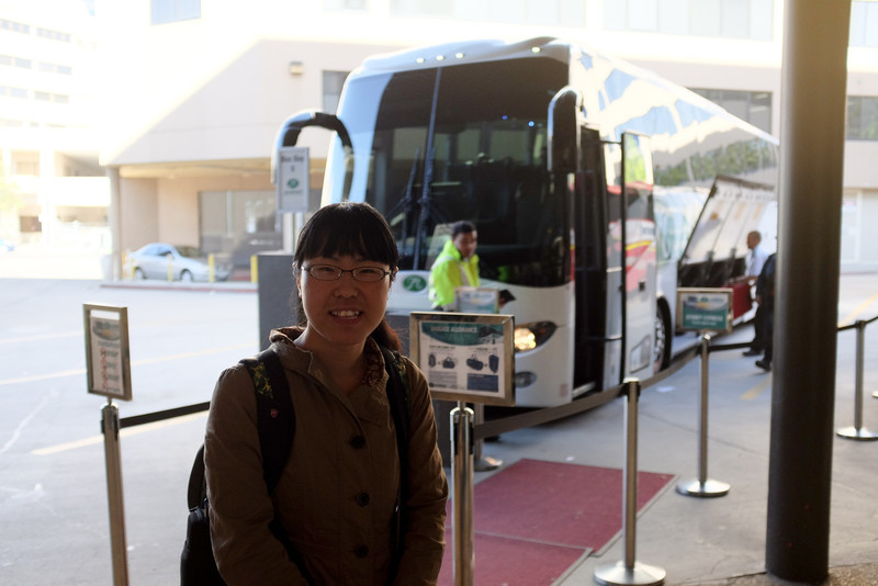 Yanfang Wang leaves Canberra