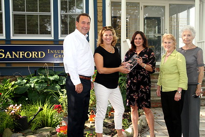 2017 Civic Beautification Award Recipient: Sanford Insurance Group