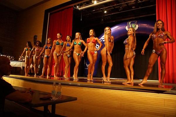 Body& Fitness show