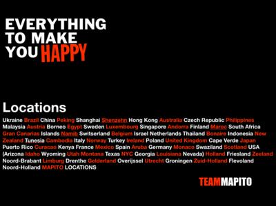 MAPITO Location Worldwide Database