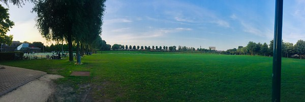 Westergas & Park Area