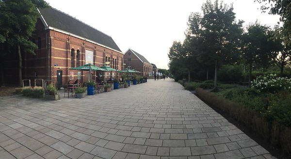 Westergas event location
