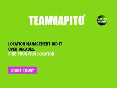 MAPITO biedt op maat gemaakte oplossingen aan voor film, fotografie en events inclusief locatiemanagement.