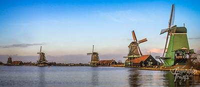 Dutch Wind & watermills