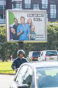 JCDecaux Campagne Odoo - Amsterdam