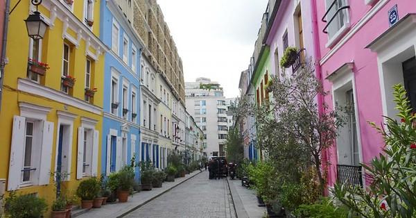 Paris - History - 3rd arrondissement
