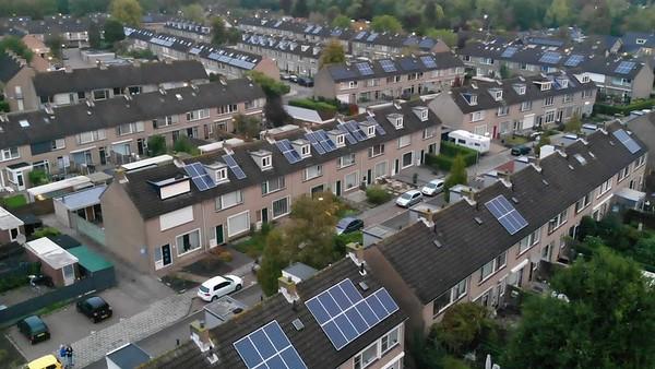 Wijk Overview |  Dolfijnstraat Project 401 van Wijnen