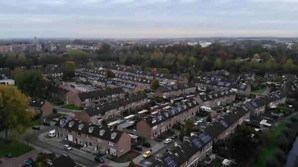 Dolfijnstraat wijk overview project 401