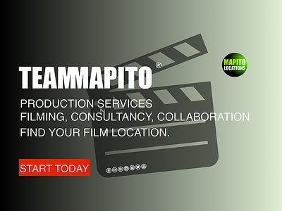 TEAM MAPITO FIRST STOP 4YOUR NEXT FILM PROJECT.