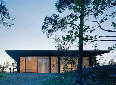 Villa Aborrkroken John Robert Nilsson Arkitektkontor 06-2009