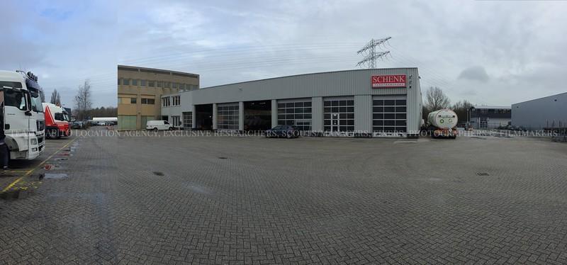 HQ Schenk & surroundings