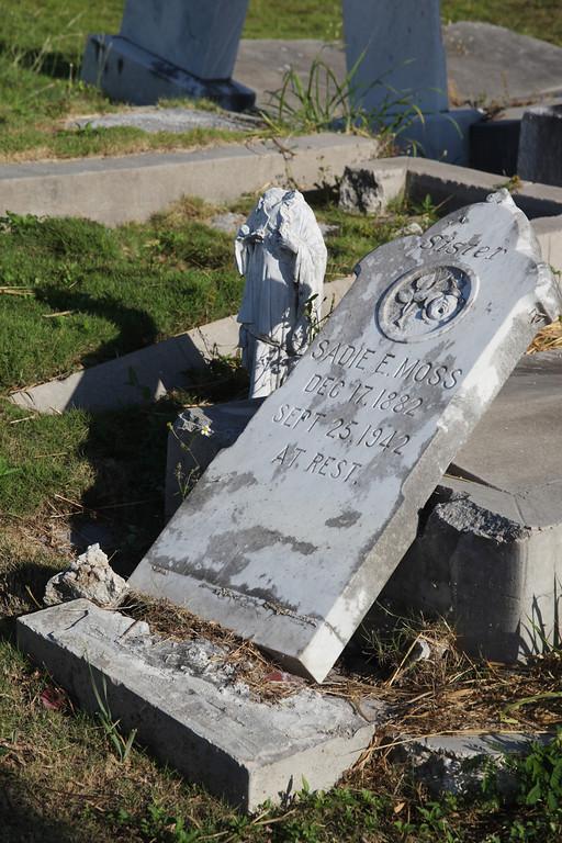 Key West Cemetery - Key West, Florida, United States