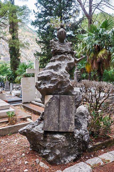 Groblje Skaljari - Kotor, Montenegro