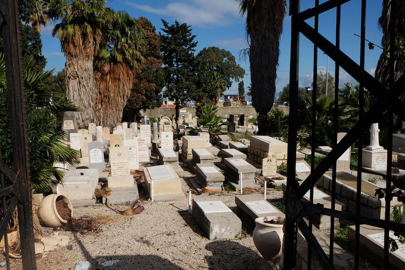 Old Haifa Cemetery - Haifa, Israel