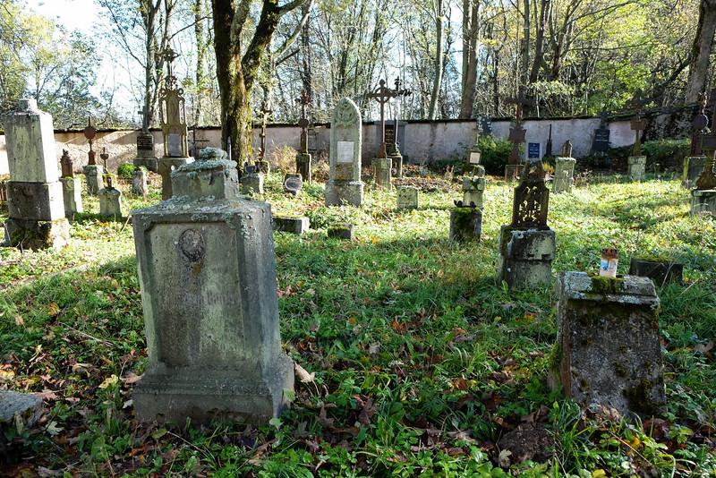 St. Vintíře Cemetery - Dobrá Voda, Czech Republic