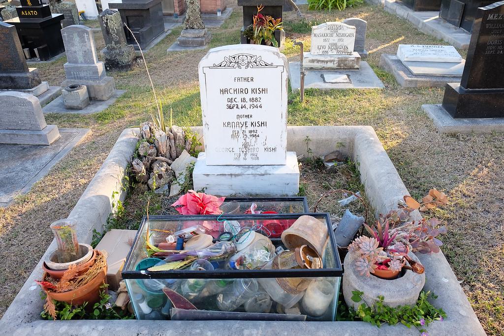Makiki Cemetery - Honolulu, Hawaii, United States