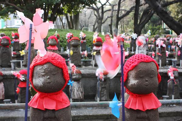 Unborn Children Cemetery - Tokyo, Japan