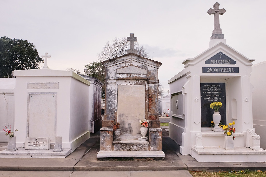 Lafayette Cemetery No. 3 - New Orleans, Louisiana