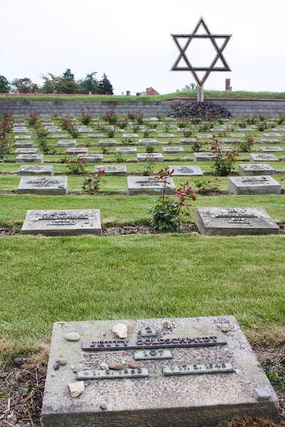 The National Cemetery - Terezin, Czech Republic