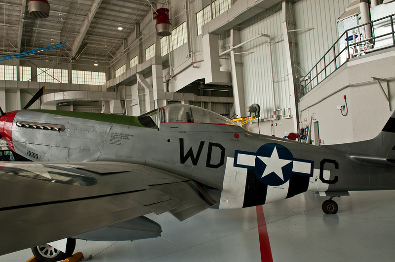 110416_Seymour-Johnson Air Show_083   P-51 Mustang.