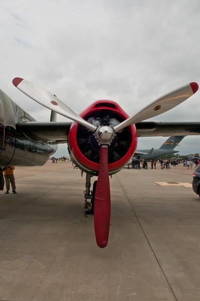 110416_Seymour-Johnson Air Show_062  WWII A-26 Intruder.