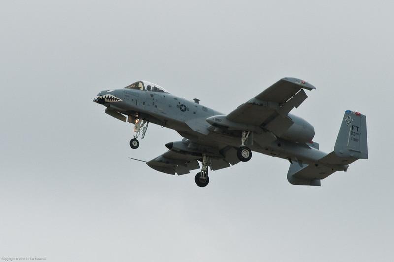 110416_Seymour-Johnson Air Show_034   A-10 Air Warthog.