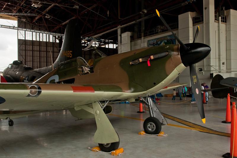 110416_Seymour-Johnson Air Show_085    British Spitfire.