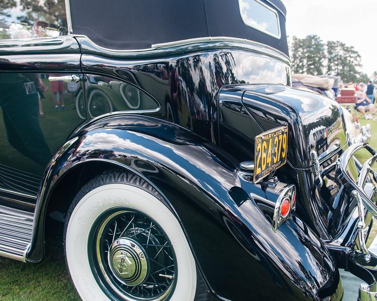 1934 Pierce Arrow -9329