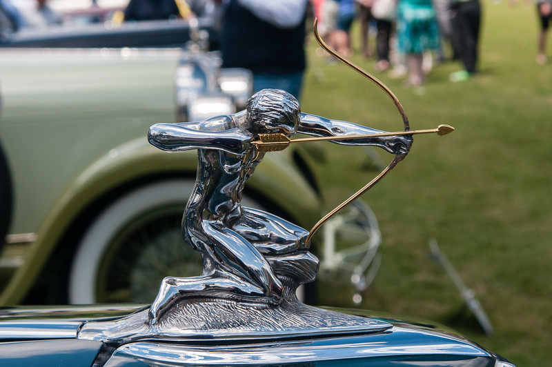 1934 Pierce Arrow -9301