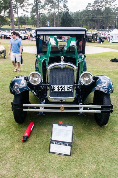 1927 Chevrolet Cabriolet -9264