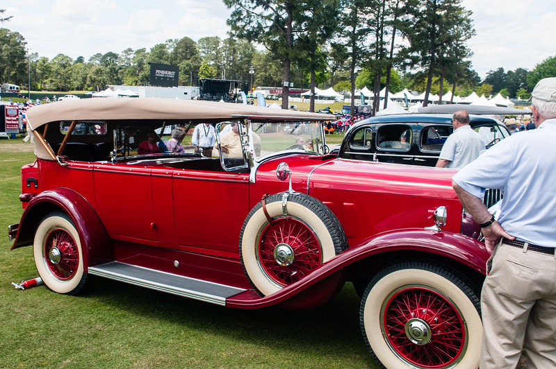 1929 Franklin Model 137 -9239