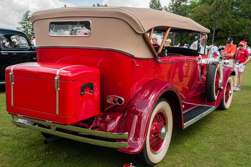 1929 Franklin Model 137 -9243