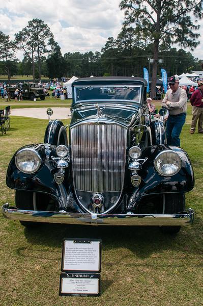 1934 Pierce Arrow -9296