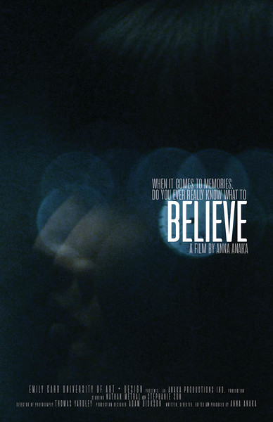 believe (poster)
