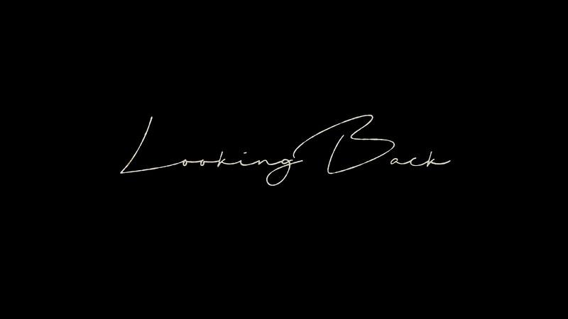 looking back (trailer)