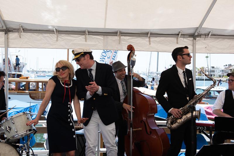 2019 Newport Wooden Boat Festival