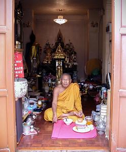 Vending Monk