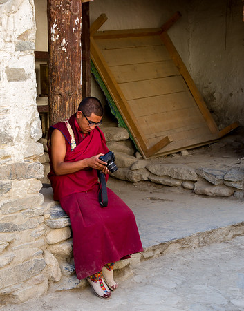 Lo Manthang, Upper Mustang, Federal Democratic Republic of Nepal