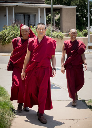 Drepung Monastery Monks